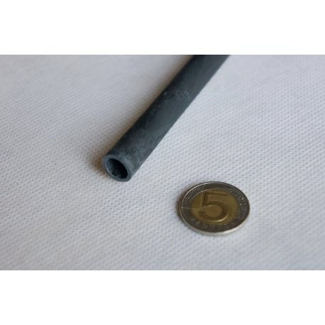 12 x 9 x 1000 winded tube, grinded, matte