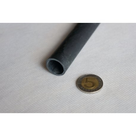 18 x 15 x 1000 winded tube, grinded, matte